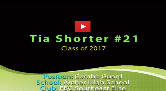 Tia Shorter – Profile Highlights