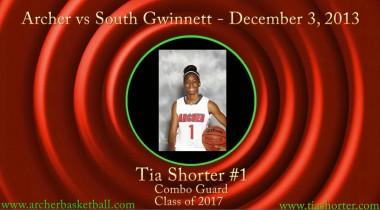 Archer @ South Gwinnett