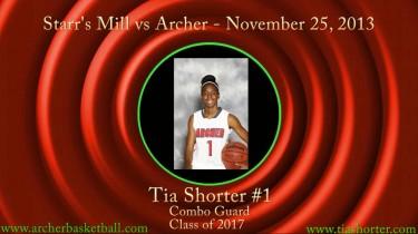 Starr's Mill HS vs Archer HS