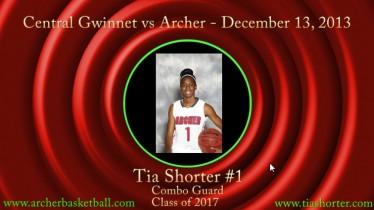 Central Gwinnett vs Archer