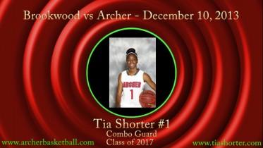 Brookwood vs Archer