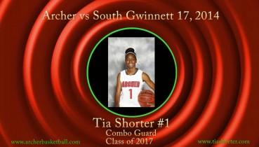 Archer vs South Gwinnett