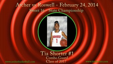 Archer vs Roswell – State Tournament (Sweet 16)