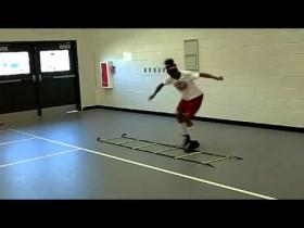 Training (Ladder & Hurdles)