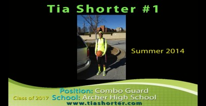 Tia – Summer 2014