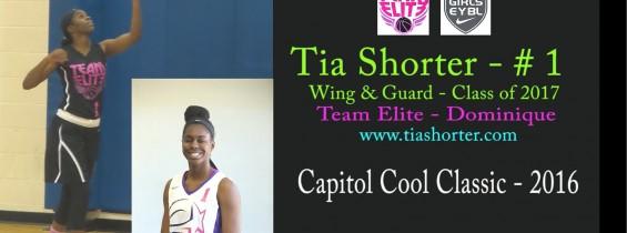 Tia @ The Capitol Cool Classic – 2016