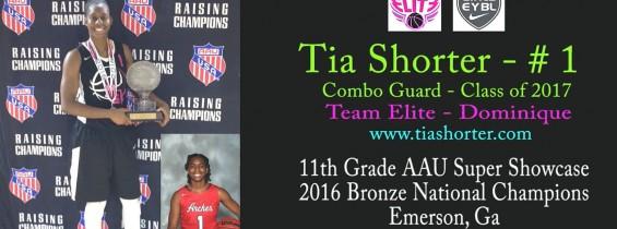 AAU 11th Grade Super Showcase – 2016