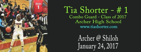 Archer vs Shiloh – Jan. 24, 2017