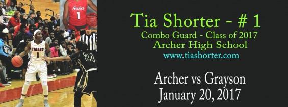 Archer vs Grayson – Jan. 20, 2017
