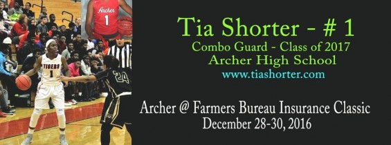Tia @ The Farmers Bureau Insurance Classic – 2016
