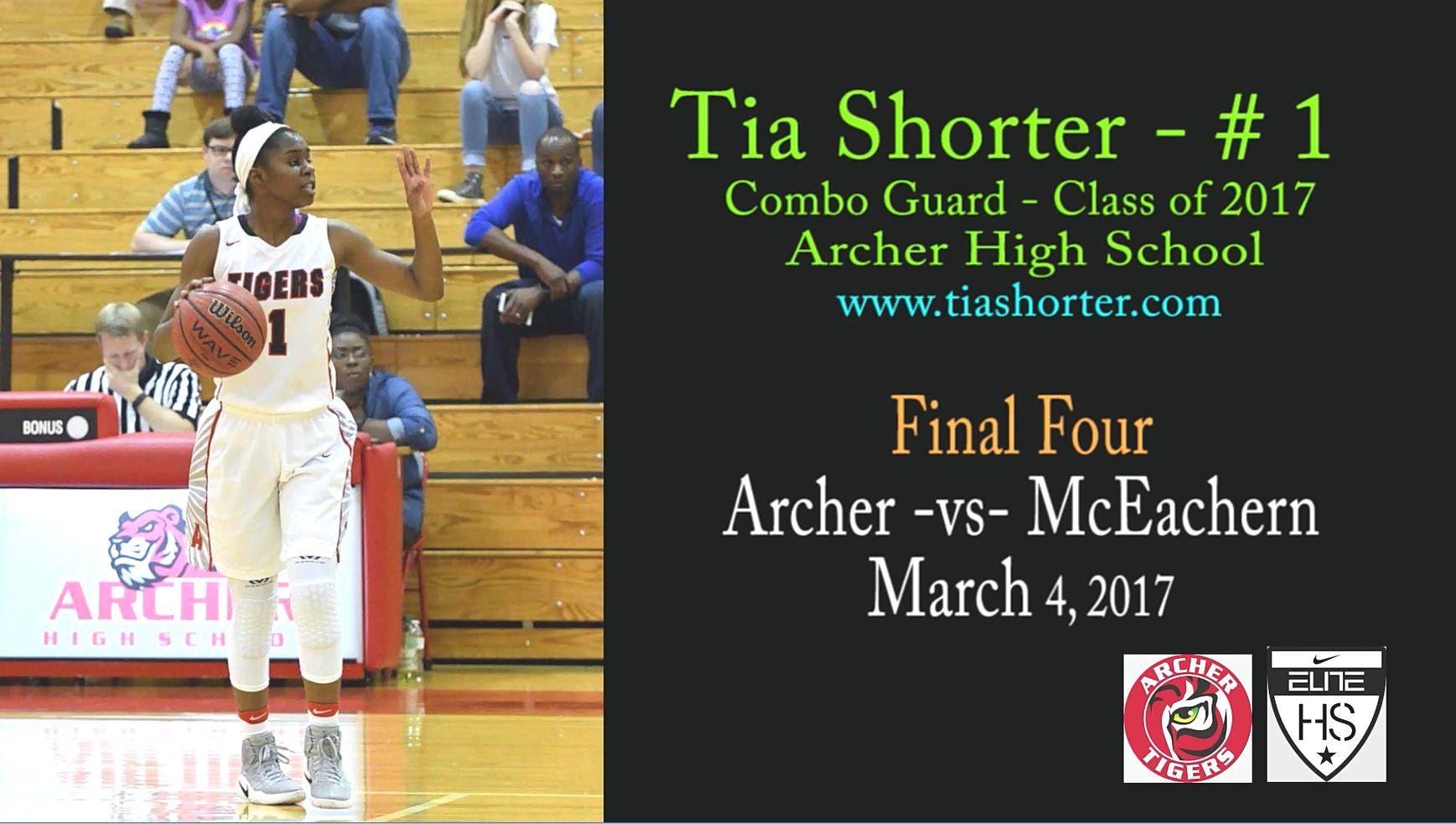 Final Four:  Archer vs McEachern (March 4, 2017)